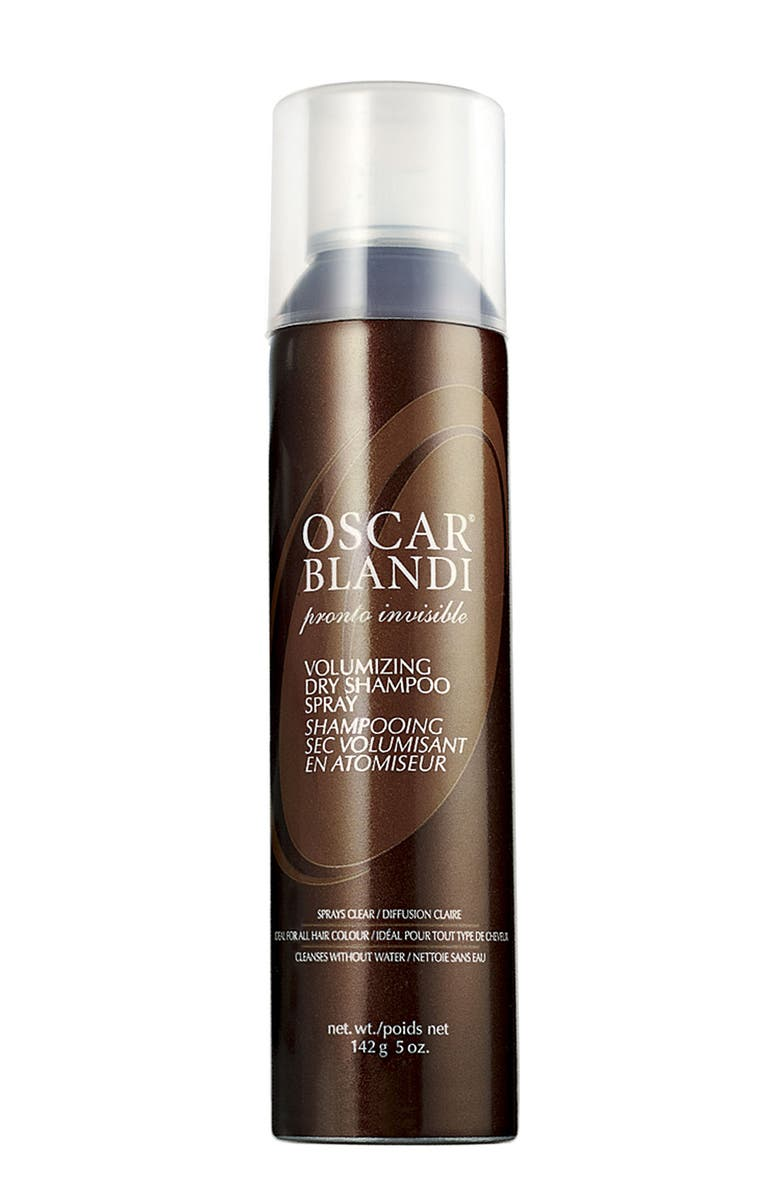 OSCAR BLANDI Volumizing Dry Shampoo Spray, Main, color, 000
