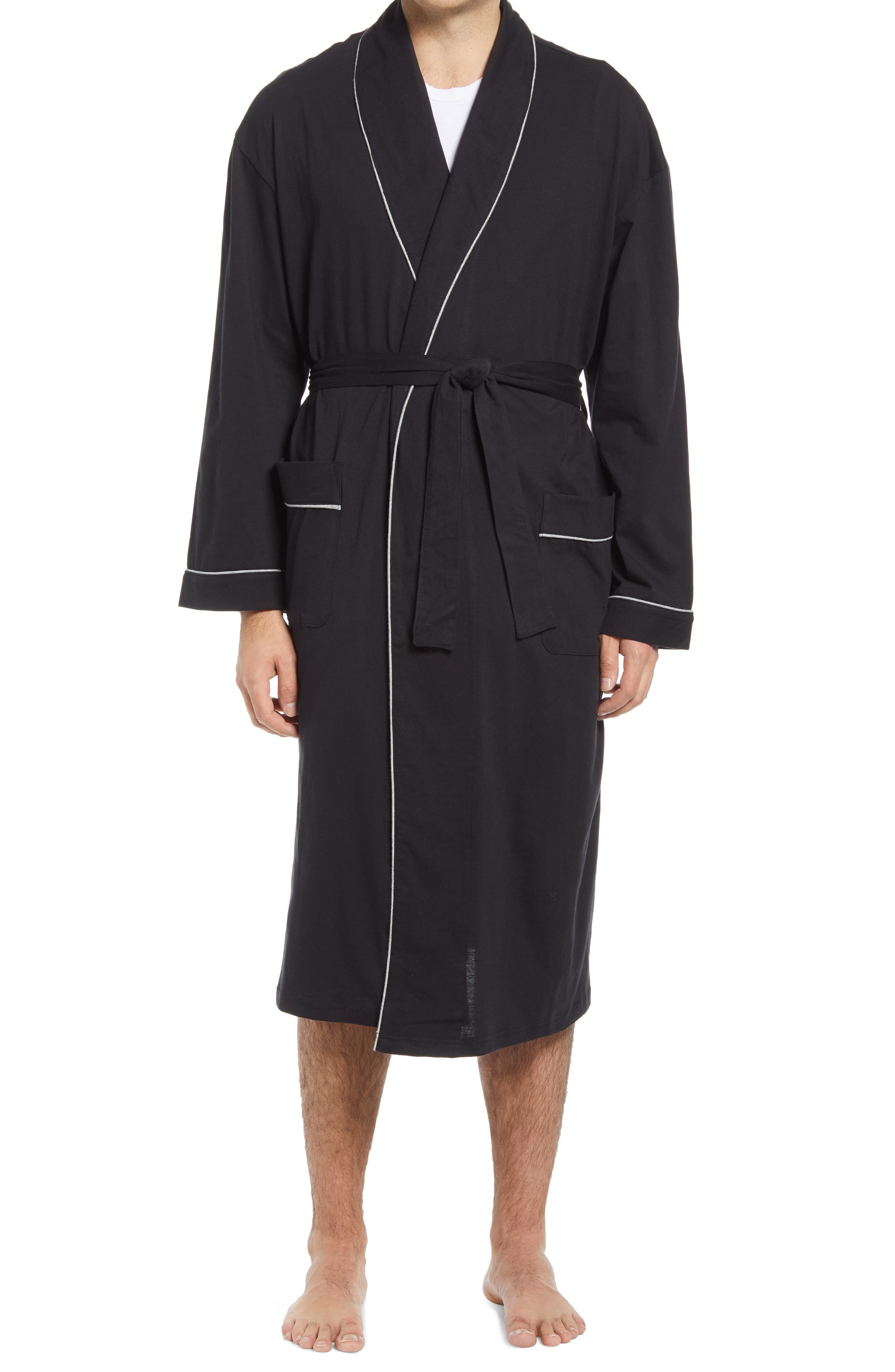 Now & Later Shawl Collar Robe