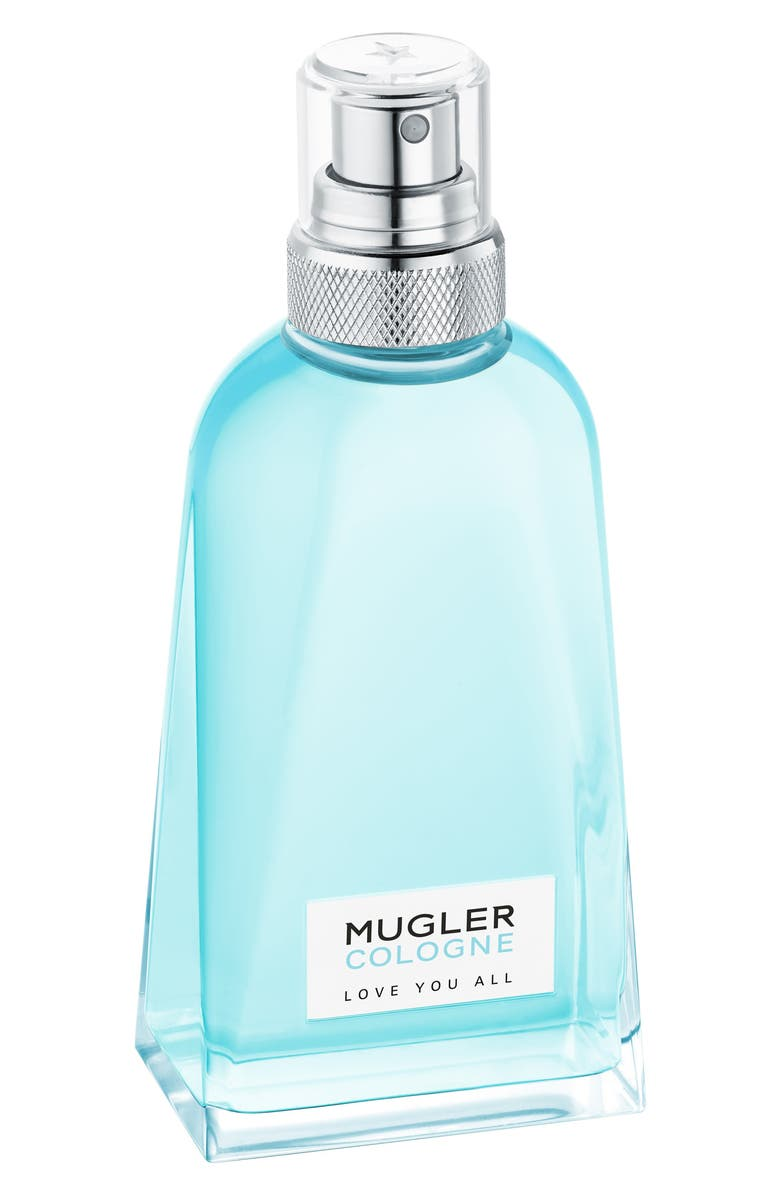 MUGLER Love You All Cologne, Main, color, NO COLOR