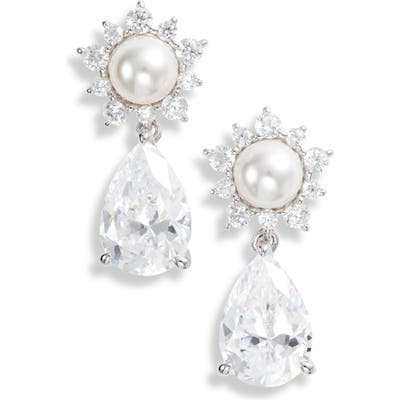 Nadri Delice Drop Earrings