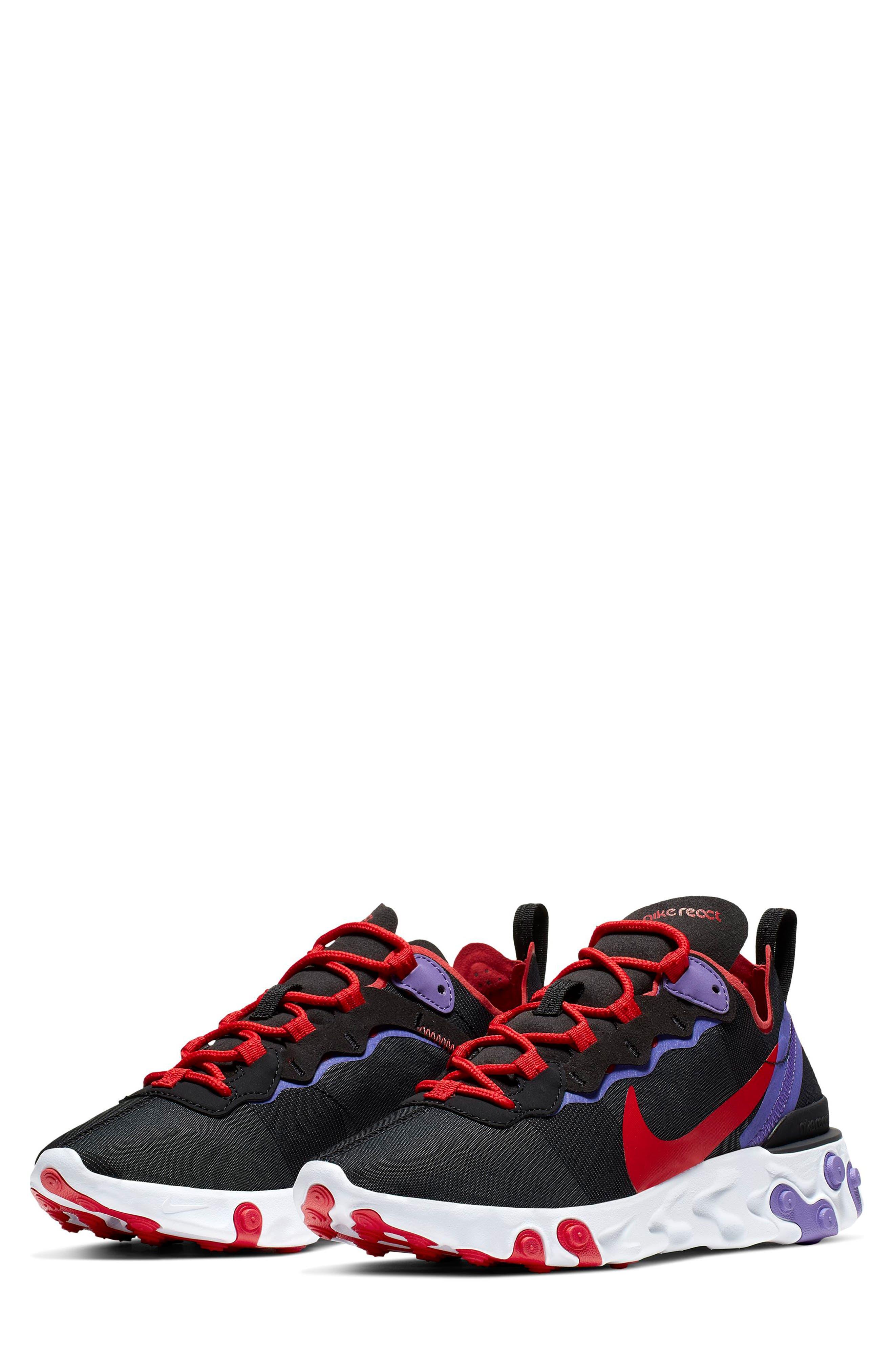 Nike Sneakers React Element 55 Sneaker