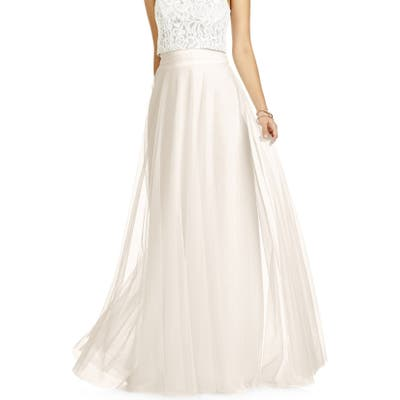Dessy Collection Tulle Ball Skirt