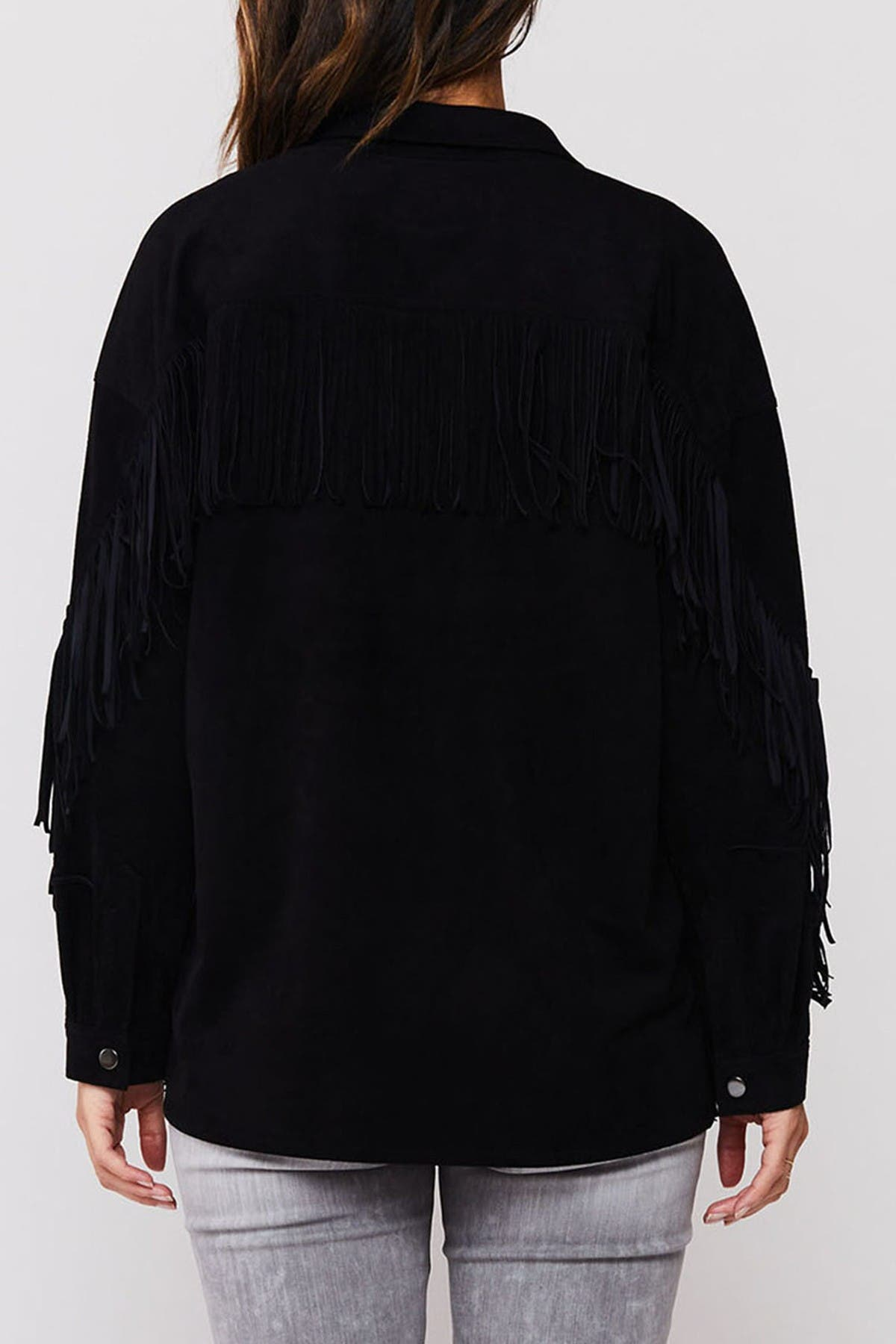 Velvet Heart Aldona Fringe Jacket