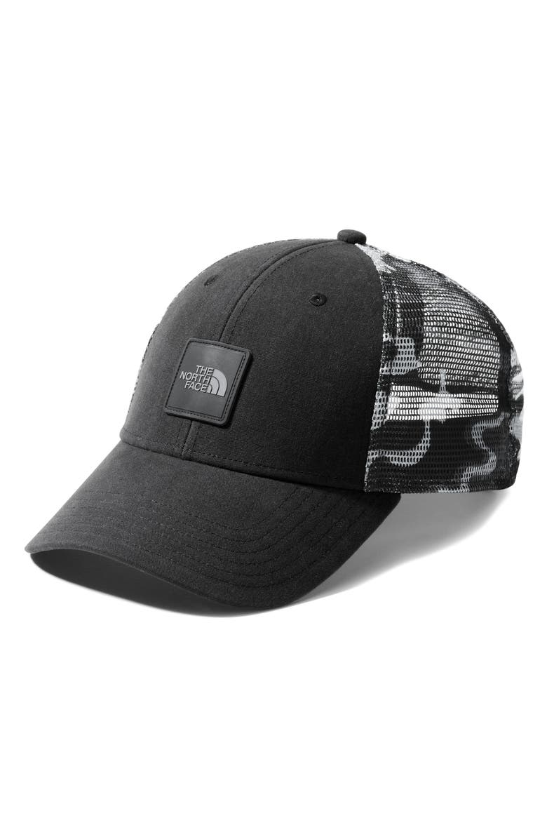 THE NORTH FACE Mudder Trucker Cap, Main, color, 001