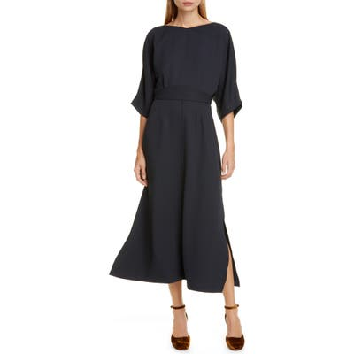 Rachel Comey Lyss Midi Dress, Black