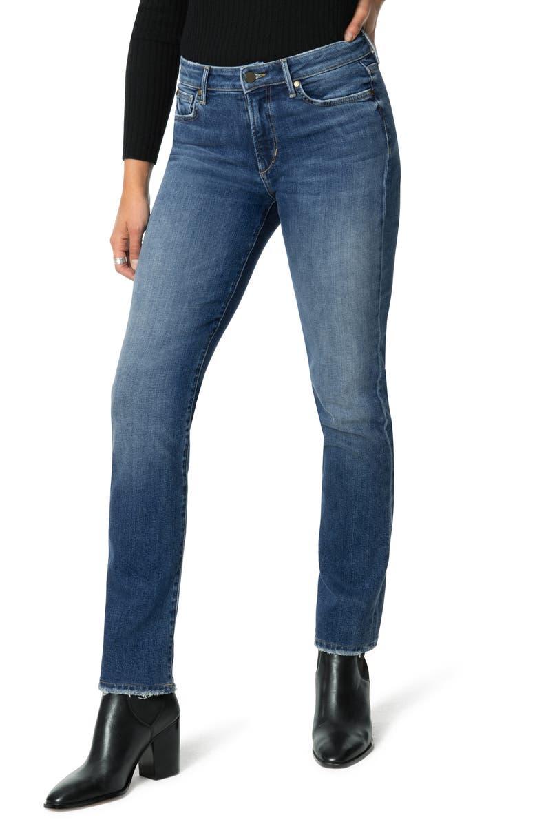 JOE'S The Lara Cigarette Jeans, Main, color, CLAUDIA