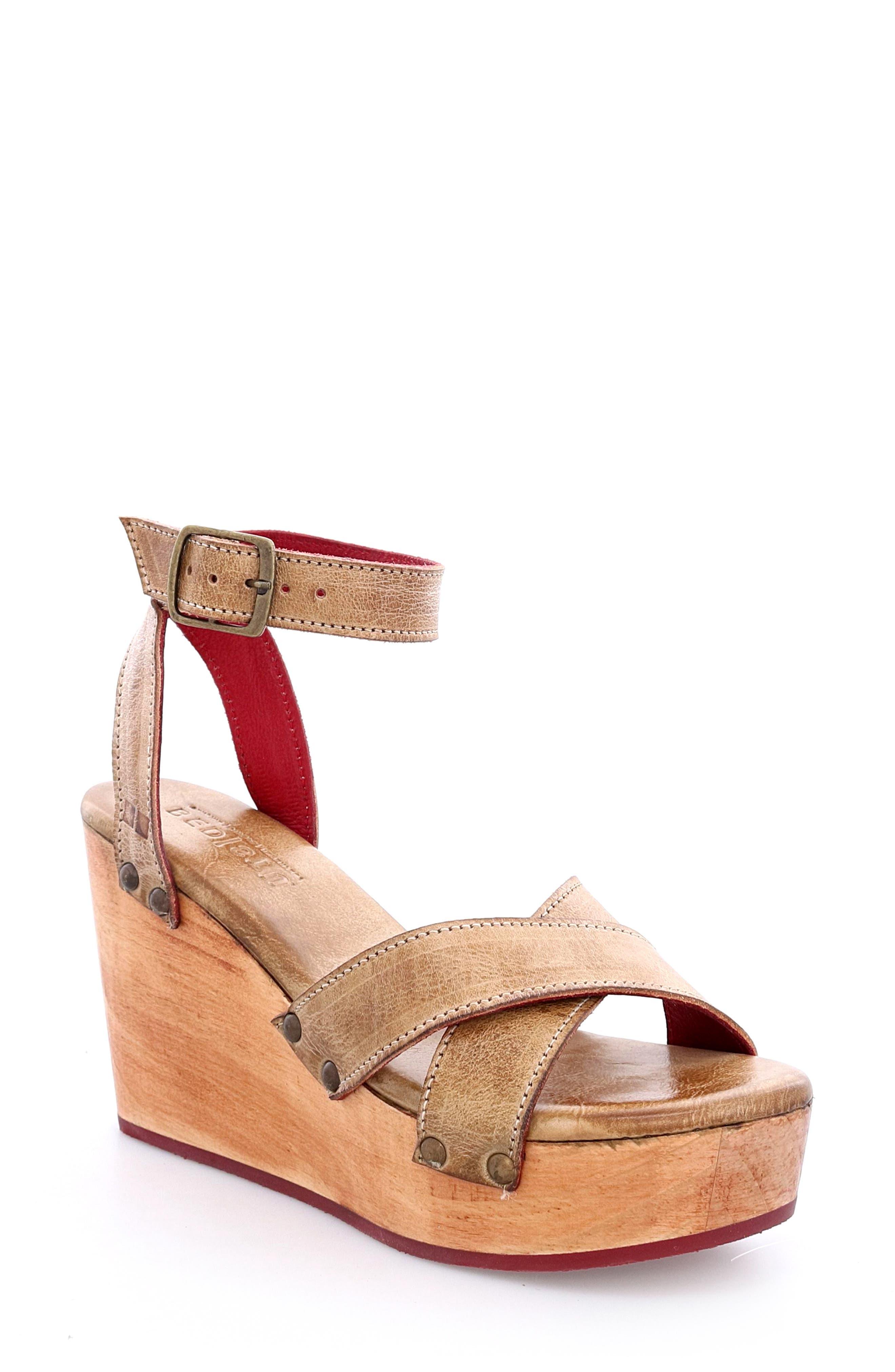 Grettel Platform Wedge Sandal