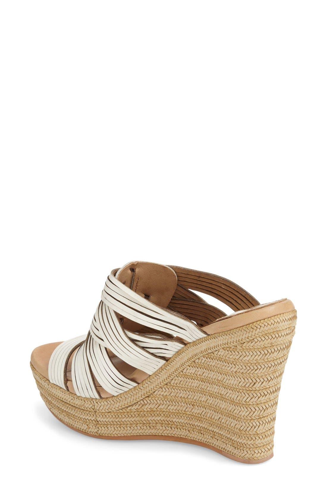 ,                             'Melinda' Platform Wedge Sandal,                             Alternate thumbnail 8, color,                             143