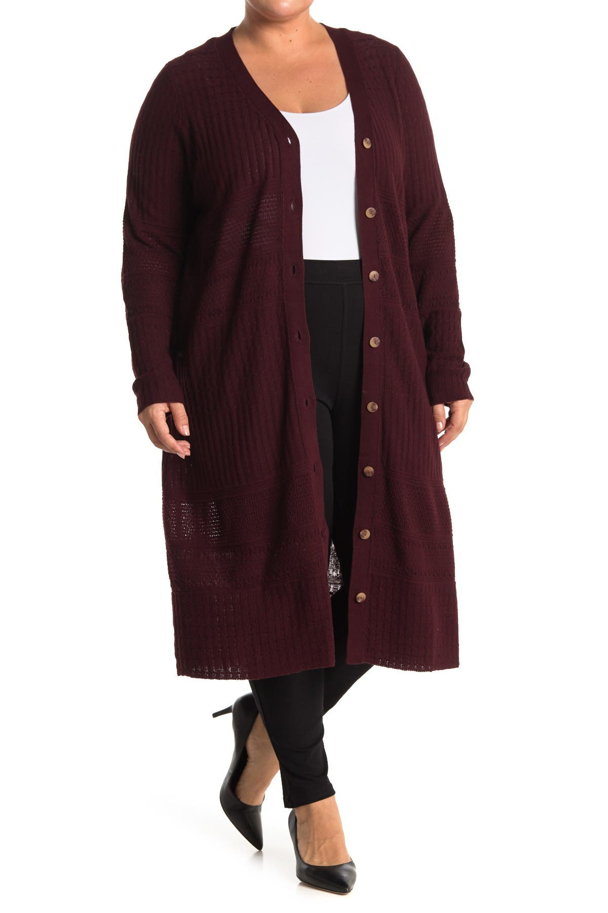 Image of Sanctuary Long Knit Duster