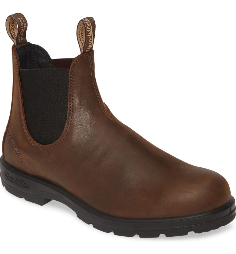 BLUNDSTONE FOOTWEAR Blundstone Super 550 Series Chelsea Boot, Main, color, 200