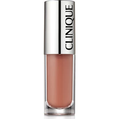 Clinique Pop Splash Lip Gloss - Caramel