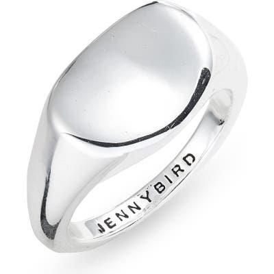 Jenny Bird Dee Signet Ring