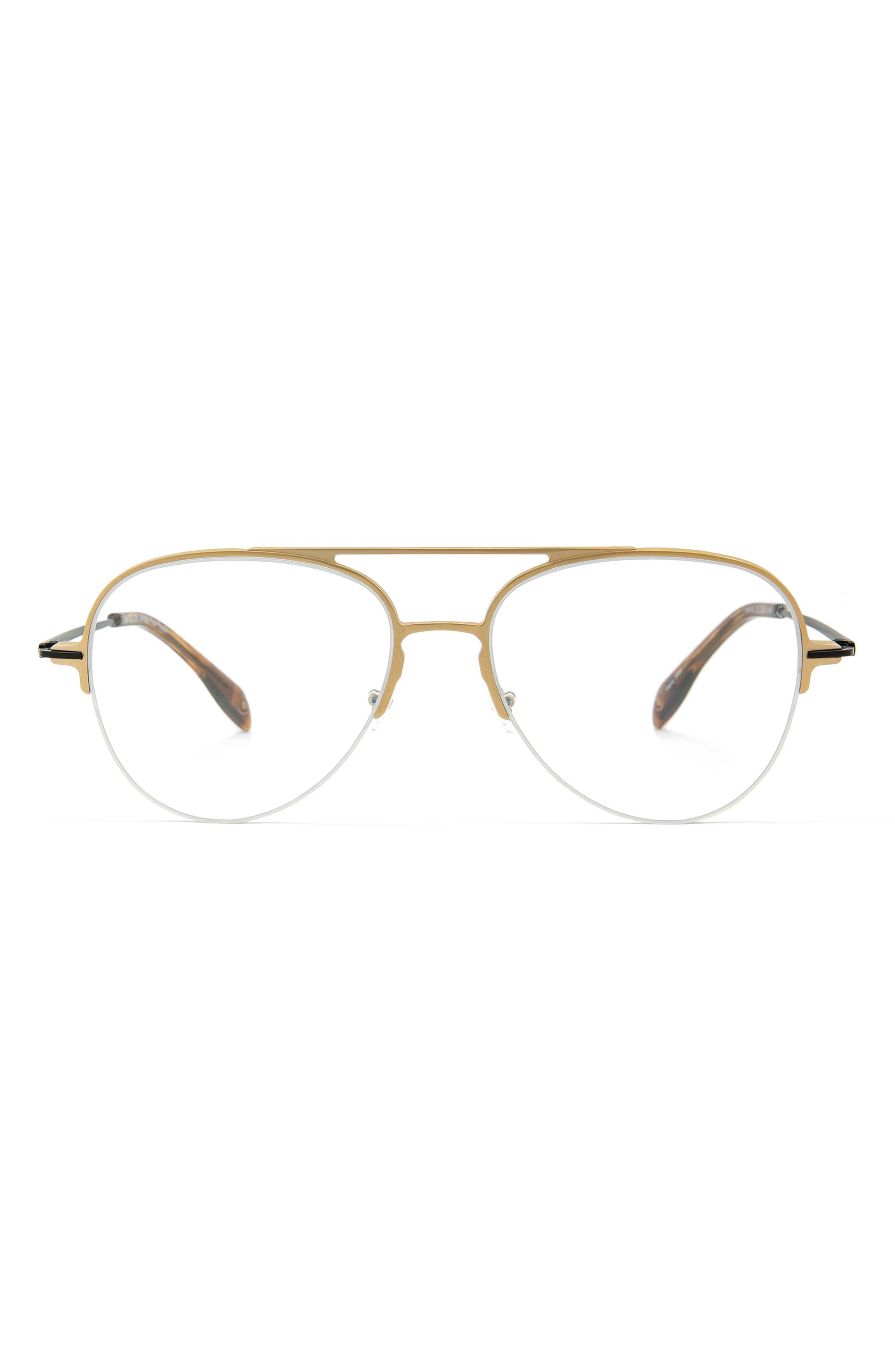 53mm Blue Light Blocking Glasses