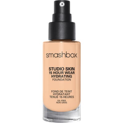 Smashbox Studio Skin 15 Hour Wear Hydrating Foundation - 1.15 Fair-Light Warm Peachy