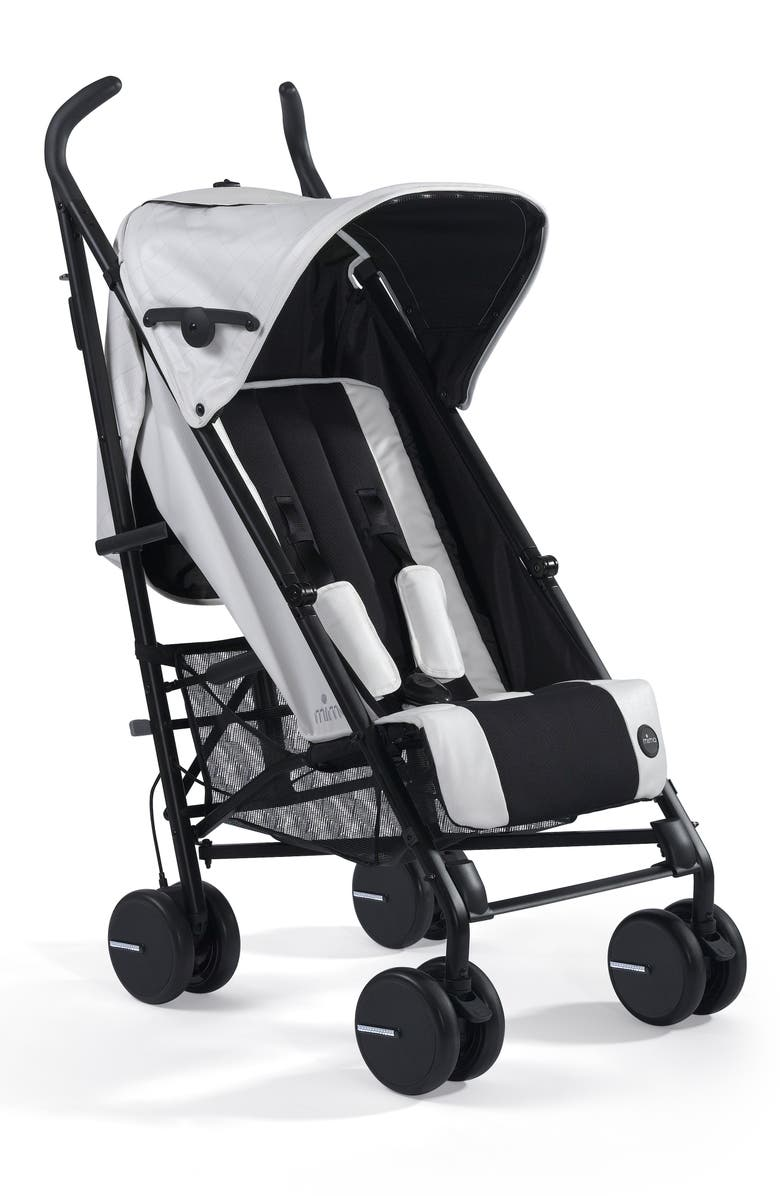 MIMA Bo Stroller, Main, color, SNOW WHITE
