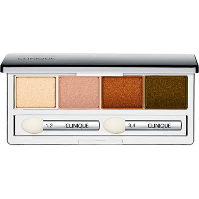 Clinique All About Shadow Eyeshadow Quad - Morning Java