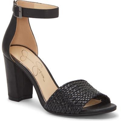 Jessica Simpson Sherron 4 Sandal, Black