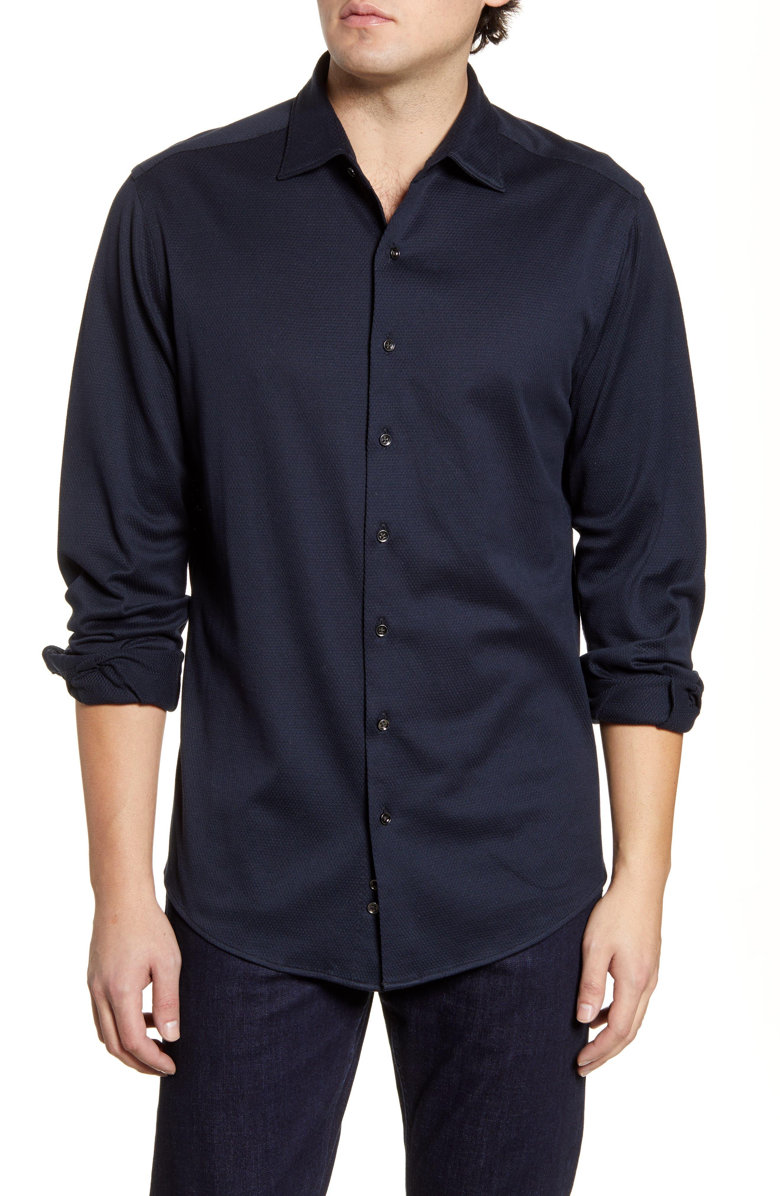 Image of RODD AND GUNN Midnight Sport Shirt