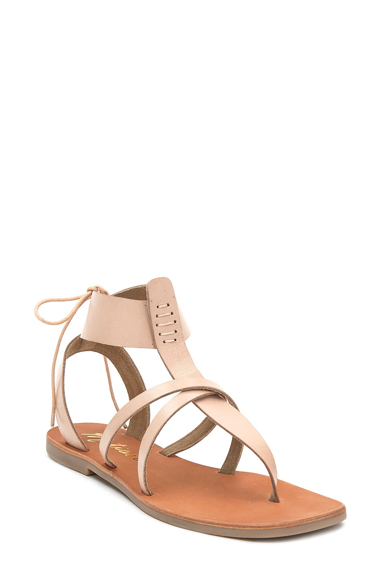 Lay Up Strappy Sandal