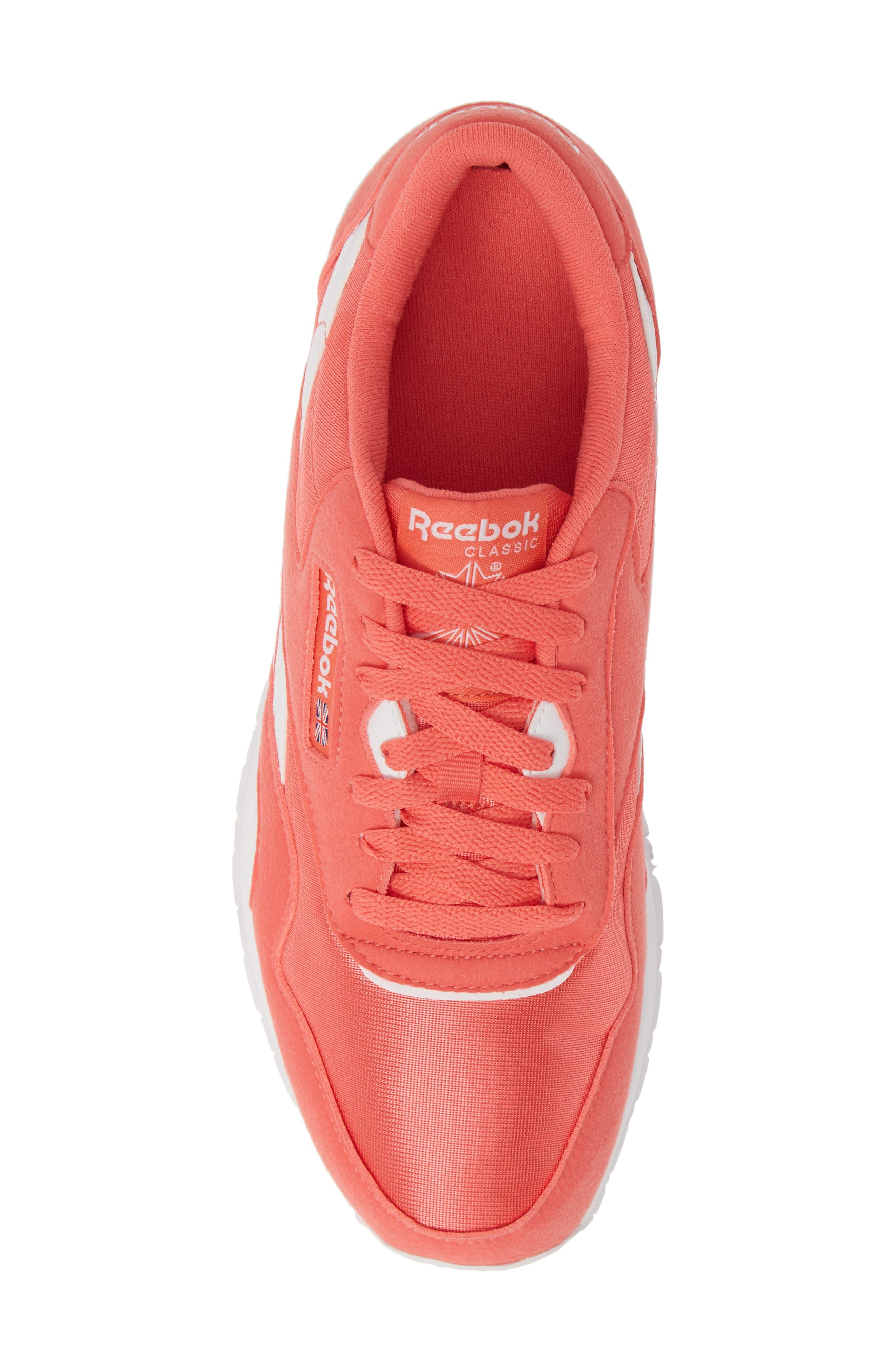 ,                             Classic Nylon Sneaker,                             Alternate thumbnail 19, color,                             600
