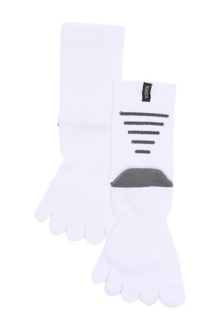 Image of ToeSox Medium Weight Sport Crew Socks