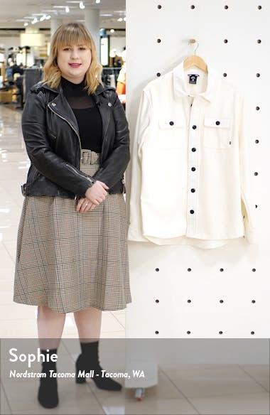 Button Down Shirt Jacket, sales video thumbnail
