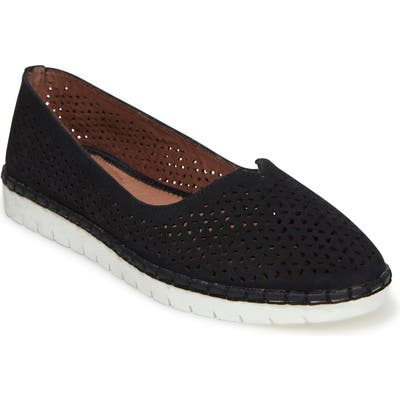 Adam Tucker Neela Flat- Black