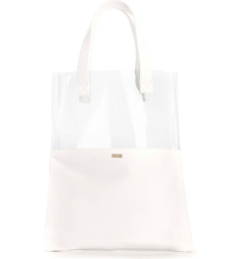 BAN.DO 'Peekaboo' Tote Bag, Main, color, 100
