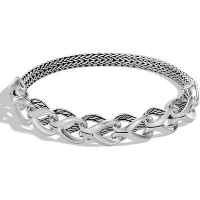 John Hardy Classic Chain Half Link Bracelet