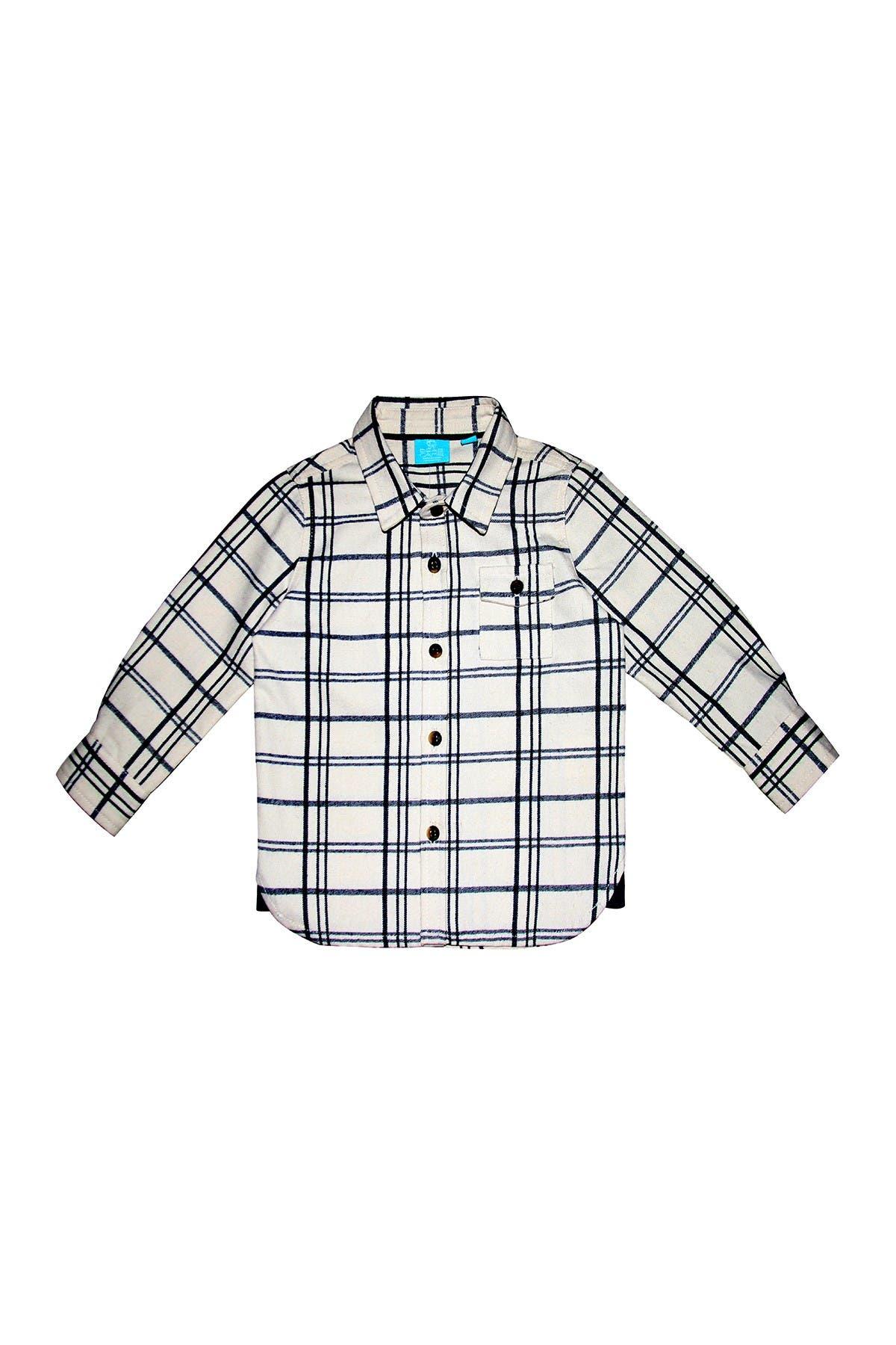 Image of BEAR CAMP Plaid Flannel Pocket Shirt