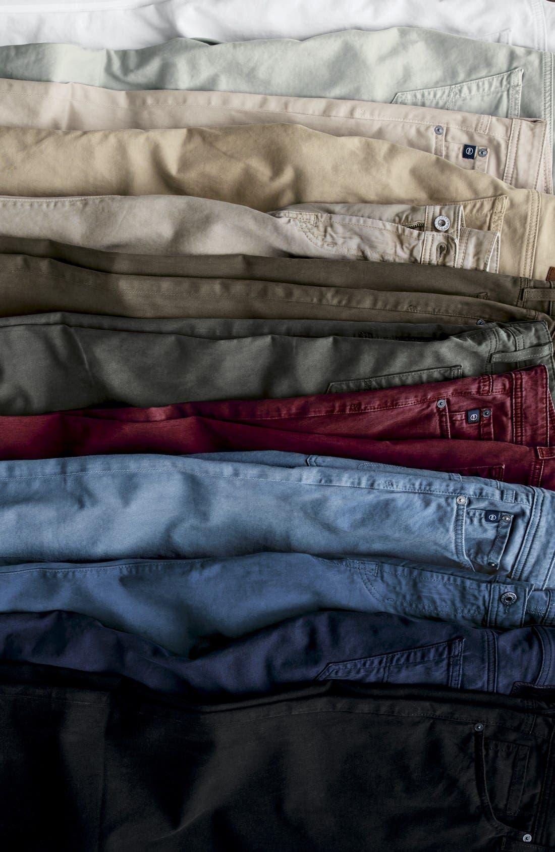 ,                             Graduate SUD Slim Straight Leg Pants,                             Alternate thumbnail 3, color,                             KHAKI