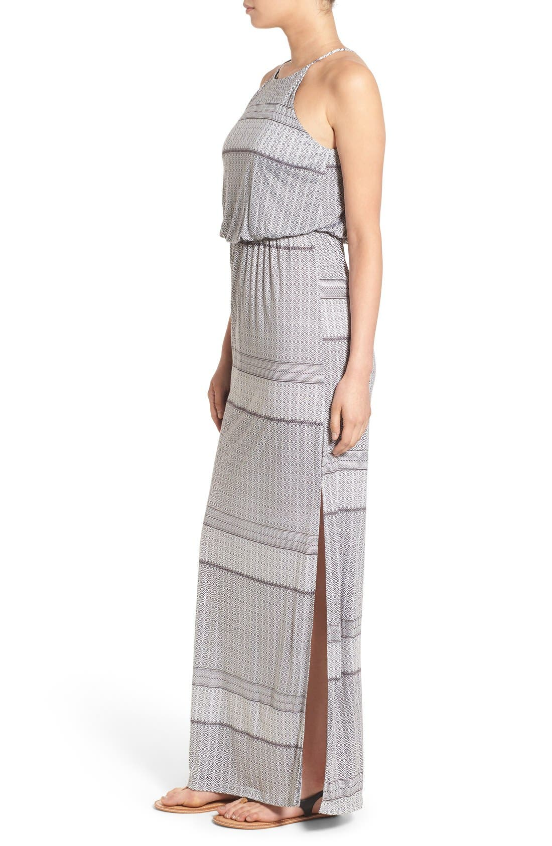 ,                             High Neck Maxi Dress,                             Alternate thumbnail 68, color,                             251