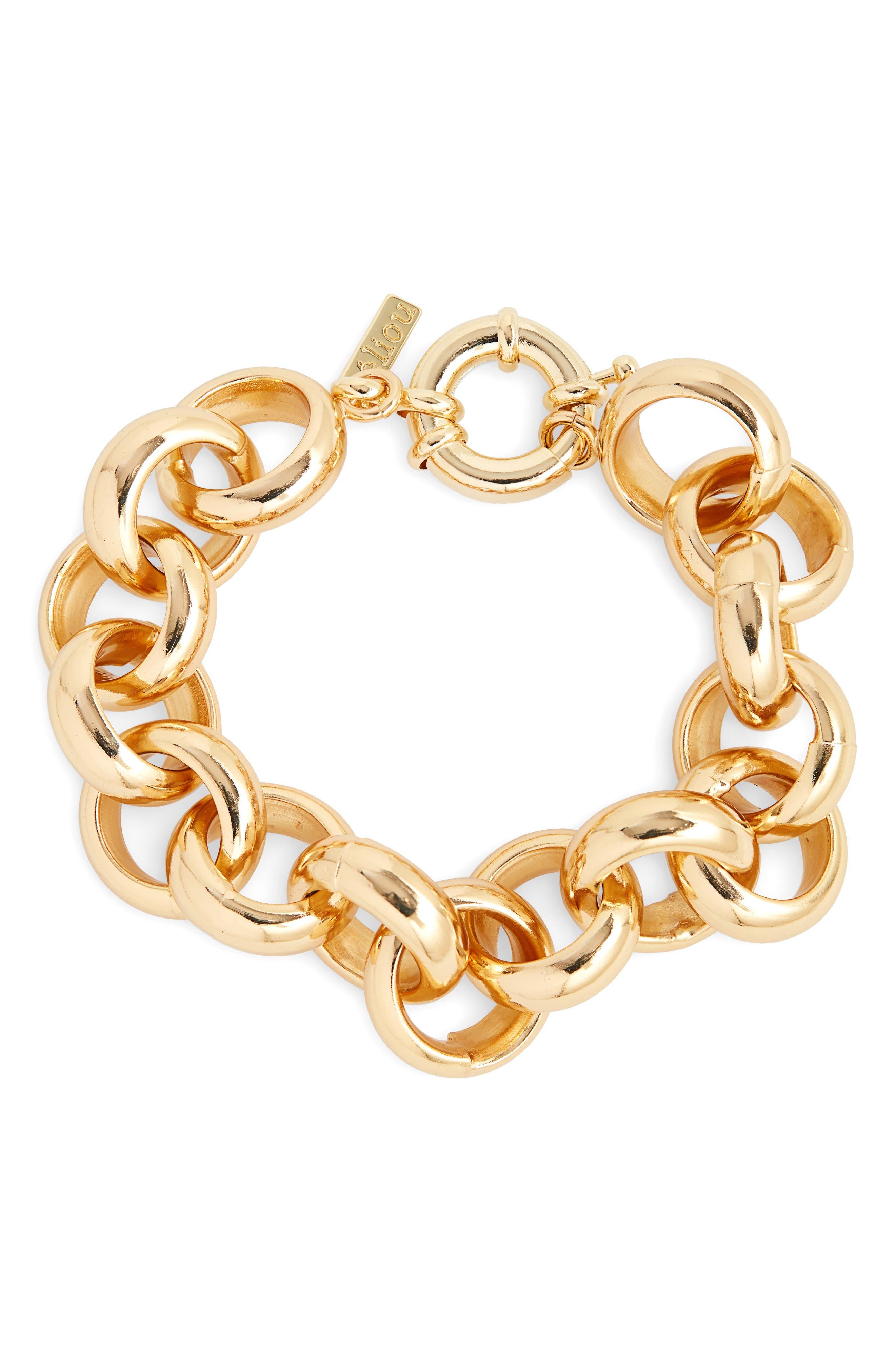 Women's Eliou Ansel Chain Bracelet