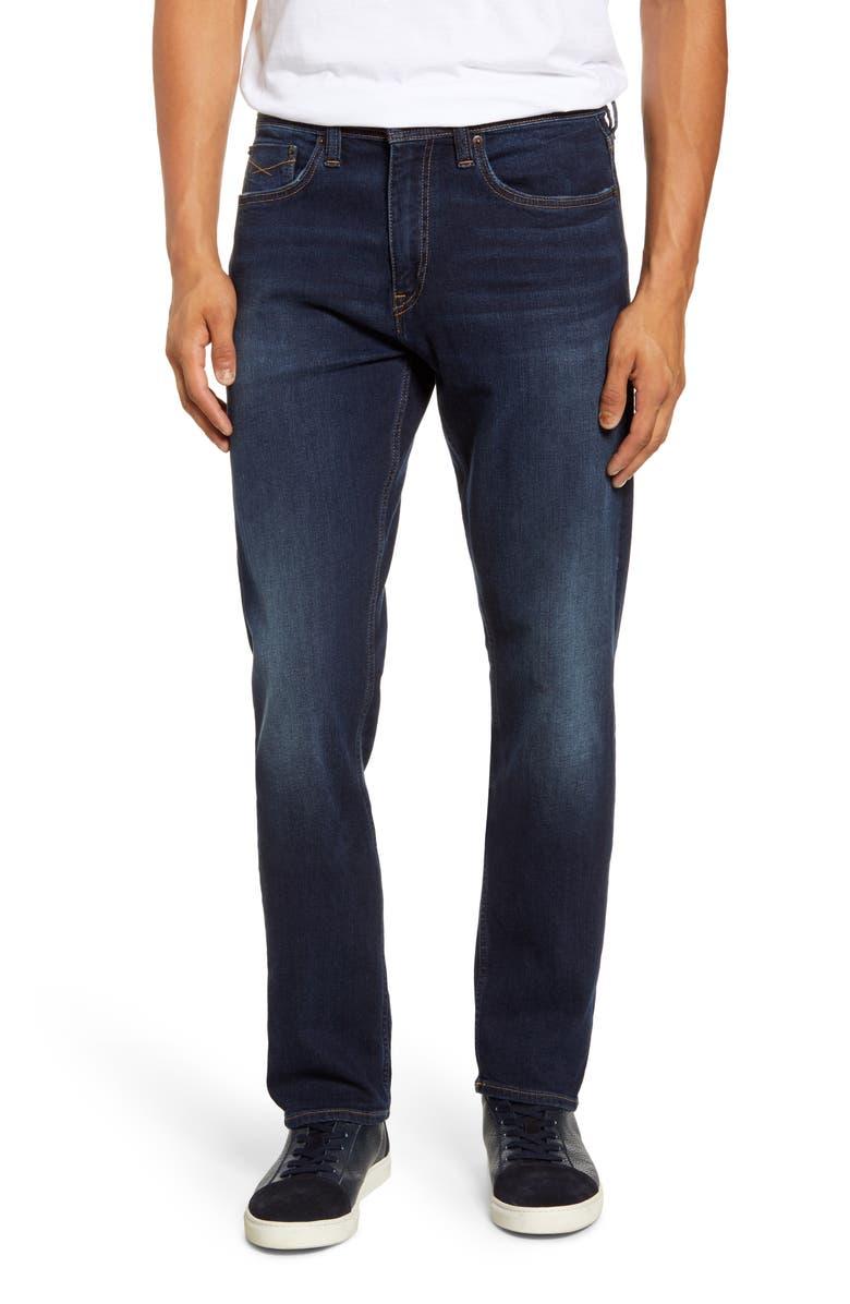REVTOWN Sharp Slim Fit Jeans, Main, color, WASHED INDIGO