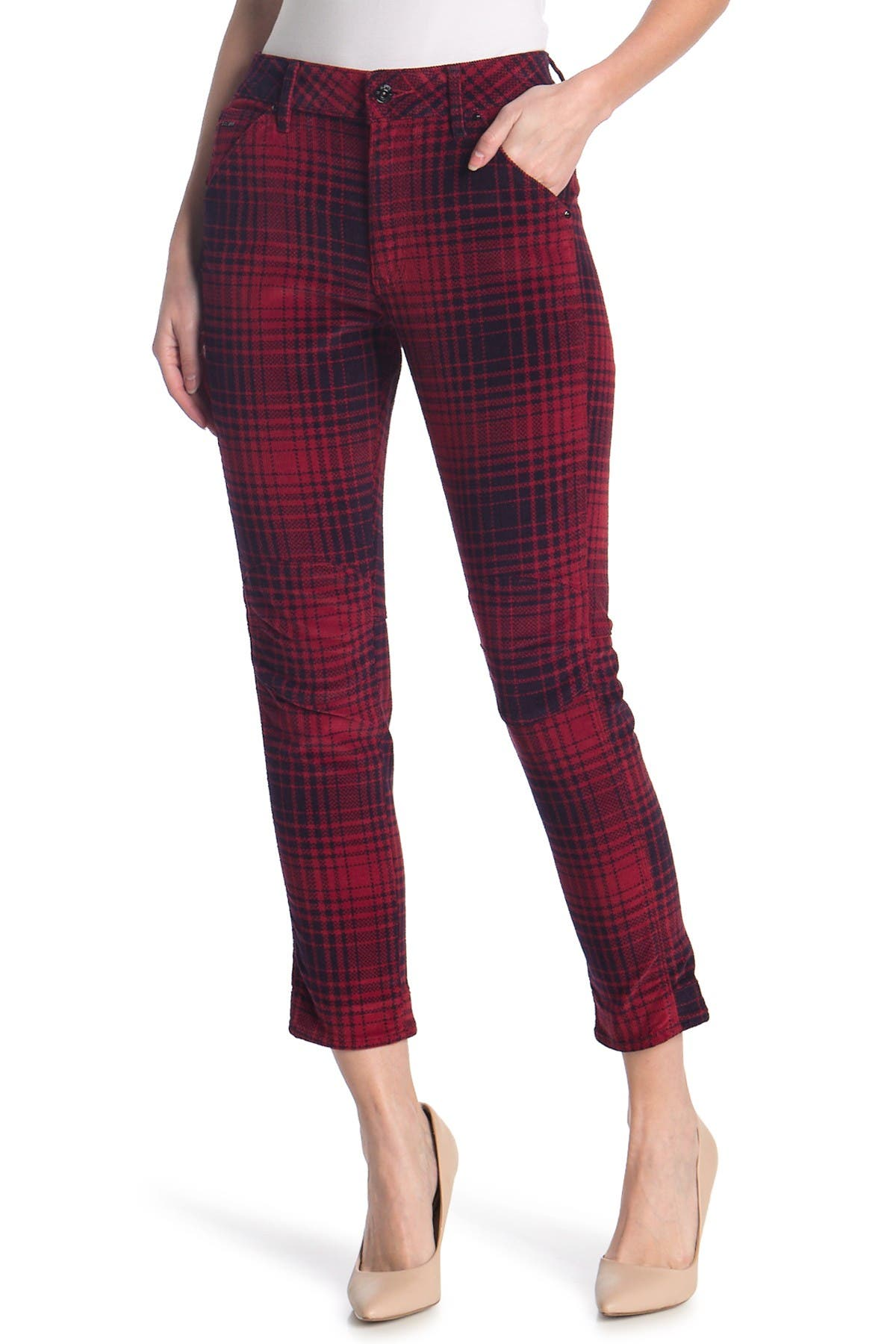Image of G-STAR RAW 5622 Mid Tapered Boyfriend Pants