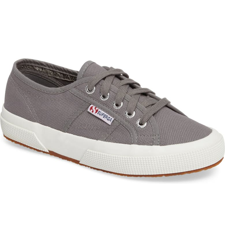 SUPERGA 'Cotu' Sneaker, Main, color, GREY SAGE CANVAS