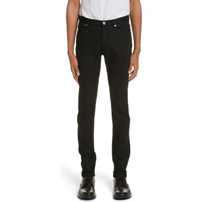 A.p.c. Petit New Standard Stretch Skinny Fit Jeans, Black