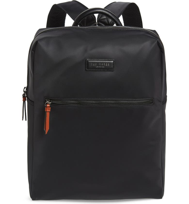 TED BAKER LONDON Canddle Backpack, Main, color, 001