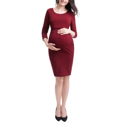 Kimi And Kai Penelope Maternity Dress