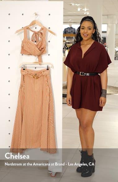 Casablanca Crop Top & Skirt, sales video thumbnail