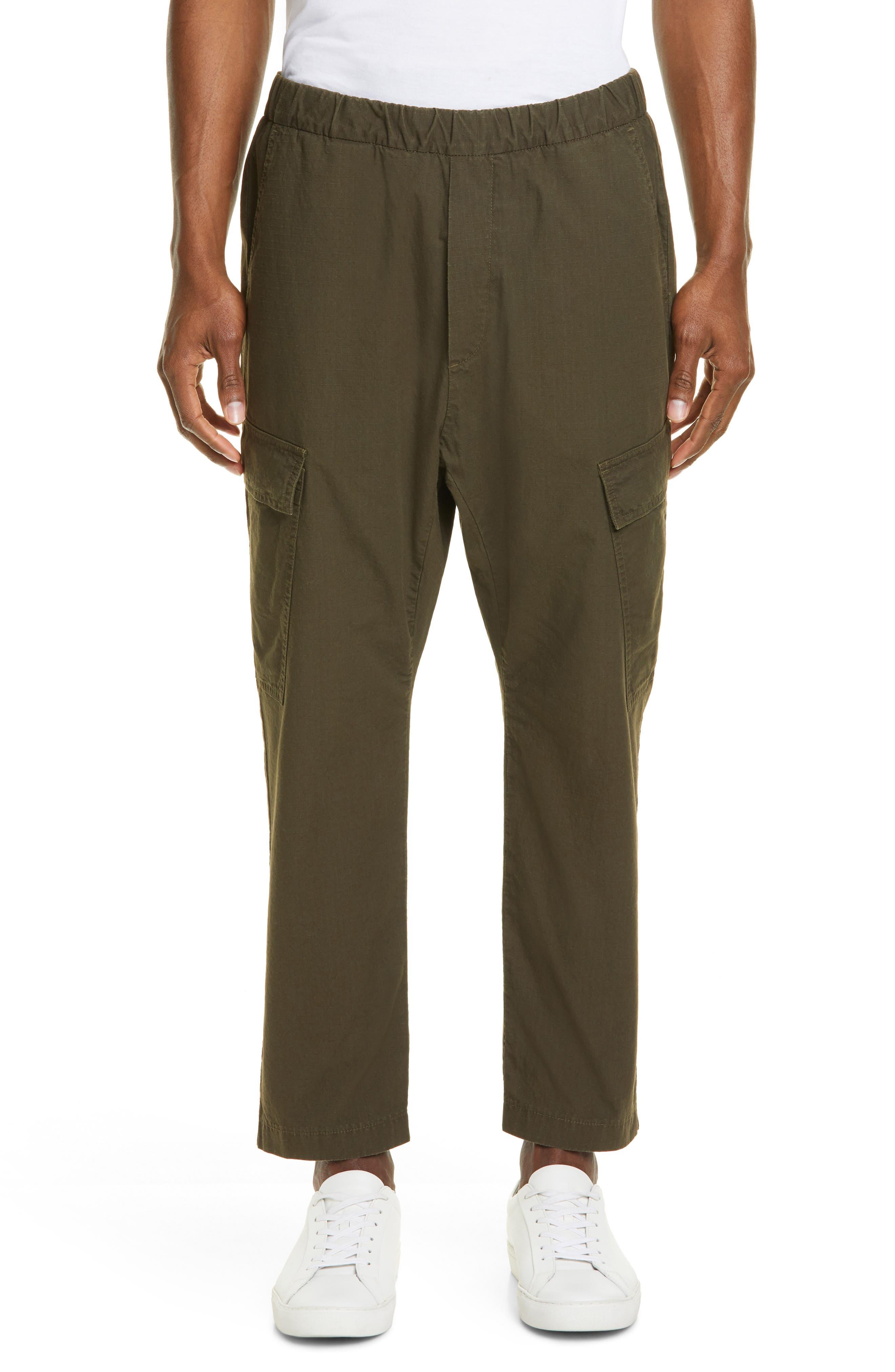 Barena Venezia Cargo Pants, Green