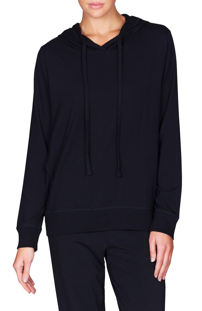 NAKED Quintessential Hoodie, Main, color, BLACK