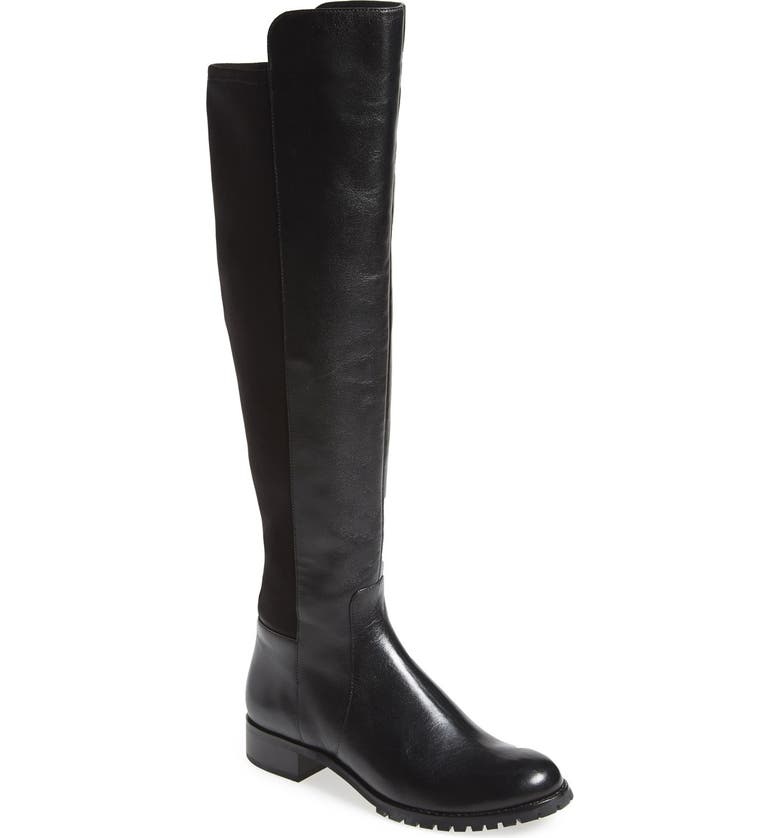 MICHAEL MICHAEL KORS 'Joanie' Boot, Main, color, 001