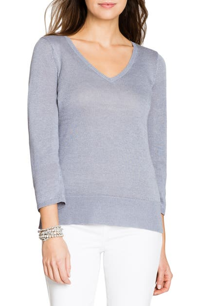 Nic+zoe Sweaters NIC + ZOE SKYLINE SWEATER