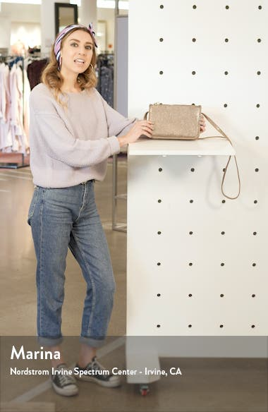 The Simple Crossbody Bag, sales video thumbnail