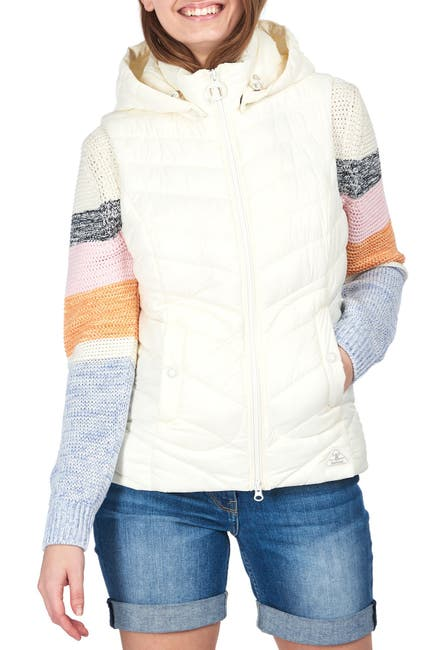 Image of Barbour Fulmar Gilet Cloud