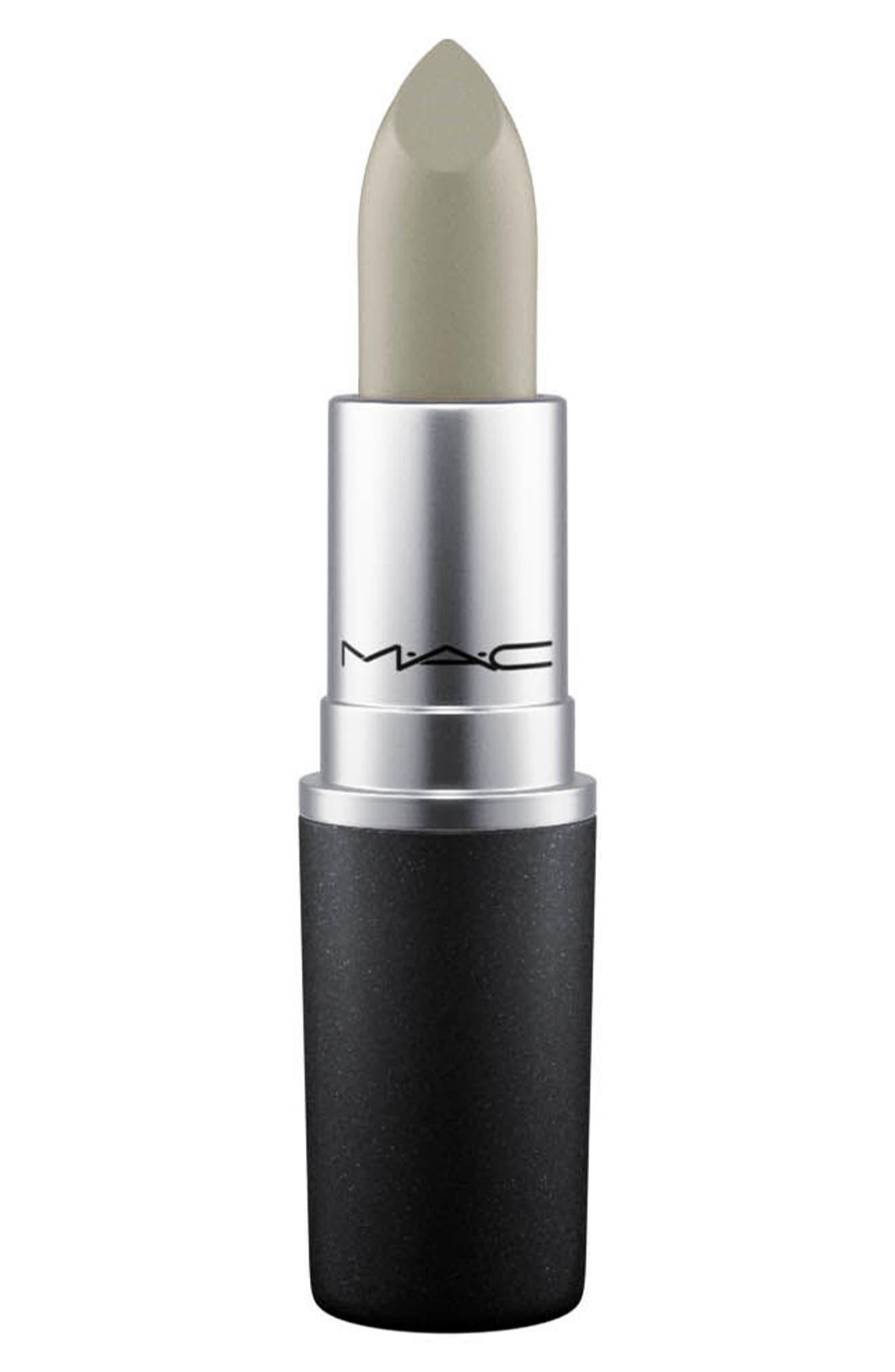 ,                             MAC Strip Down Nude Lipstick,                             Main thumbnail 384, color,                             310