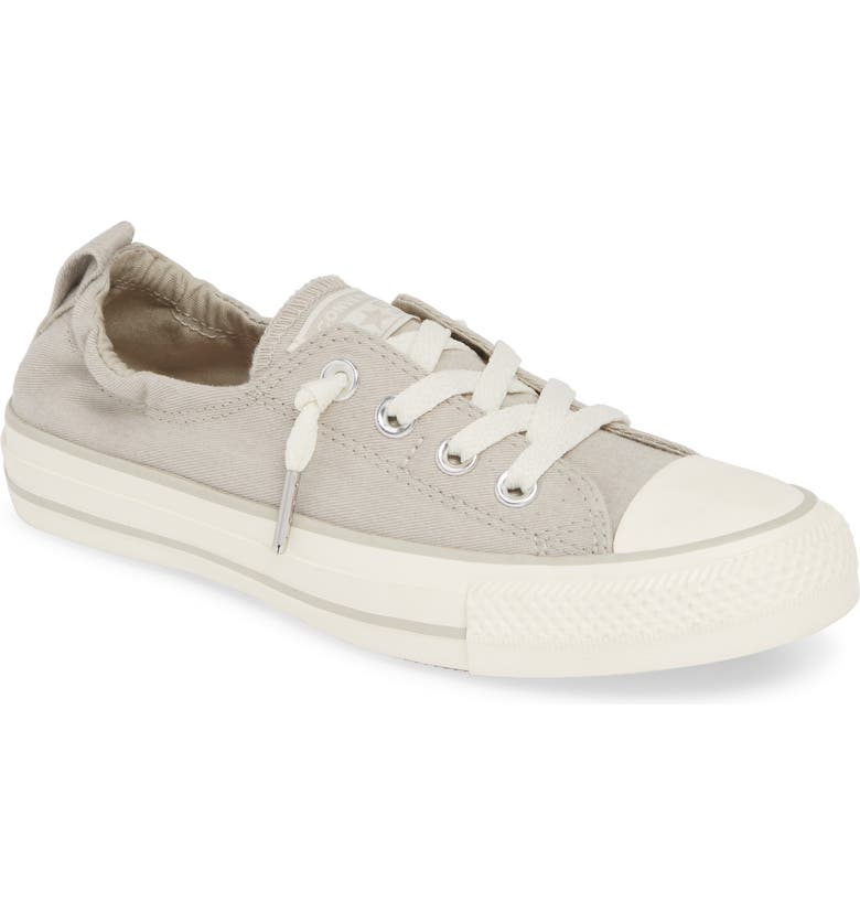 CONVERSE Chuck Taylor<sup>®</sup> All Star<sup>®</sup> Shoreline Low Top Sneaker, Main, color, 090