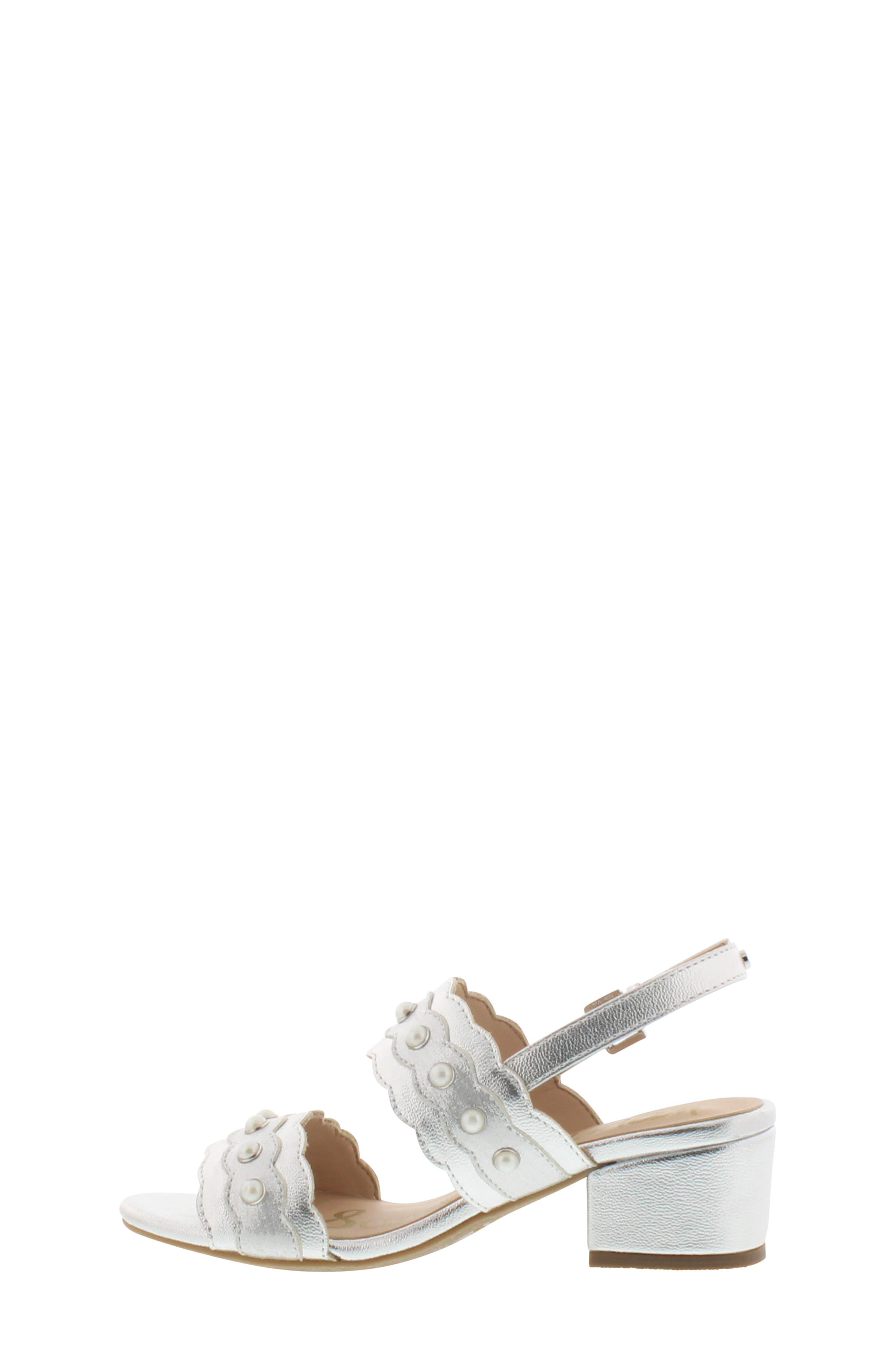 ,                             Yvette Coral Sandal,                             Alternate thumbnail 9, color,                             044