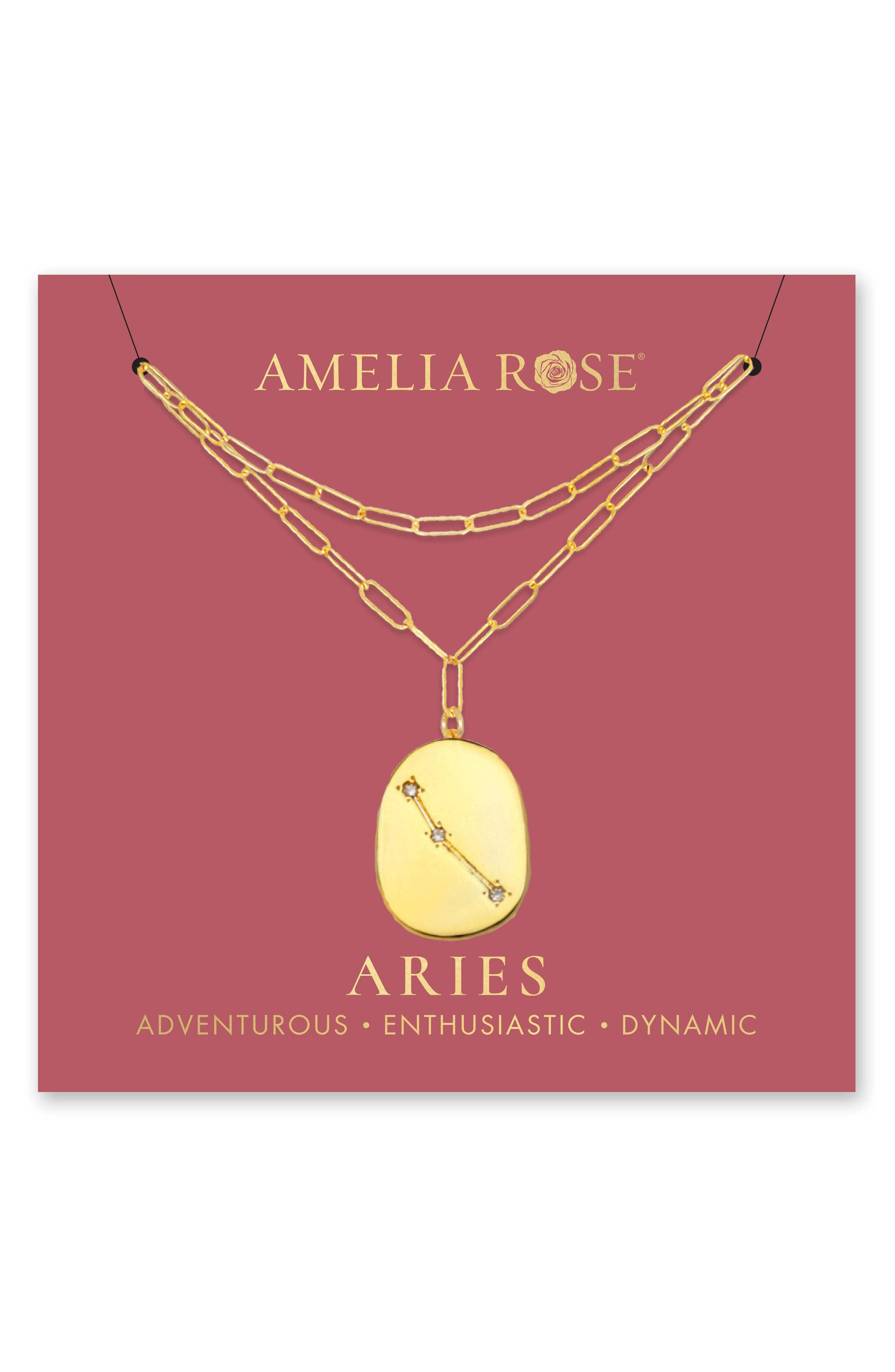 Constellation Layer Necklace